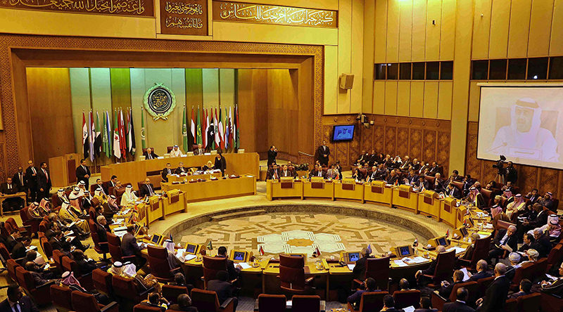 In this Jan. 10, 2016 file photo, Arab foreign ministers attend an emergency Arab League session in Cairo, Egypt. (AP Photo)