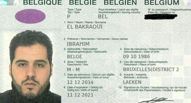 Turkey arrested Brussels suicide bomber in border town Gaziantep, security official says