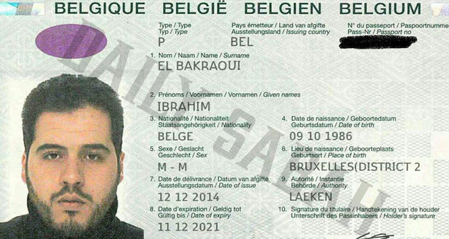 Brussels attacks suspect Ibrahim El Bakraoui was not deported twice: Senior Turkish official