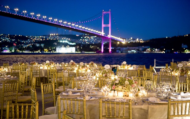 Wedding Venues In Istanbul Say I Do The Most Magical City