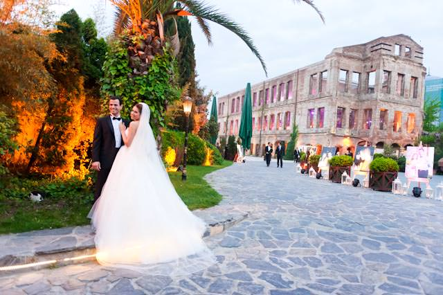 Mark Your Wedding Day At Magical Turkish Venues