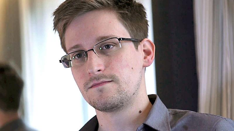 Former U.S. spy agency contractor Edward Snowden (Reuters Photo)