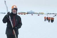 Photo shows Professor Bayram Öztürk, the head of the research team. (IHA Photo)
