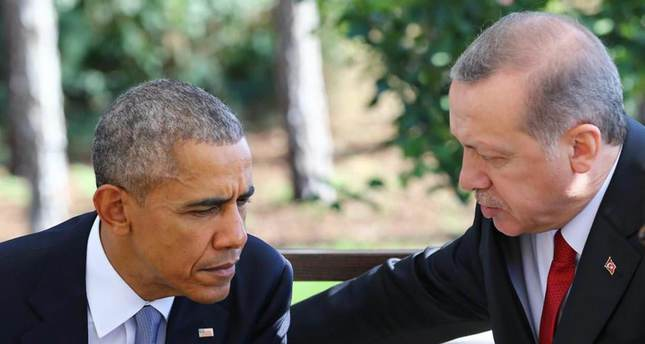 US support for PKK's Syrian wing risks Turkey-US relations