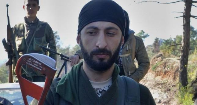 Alparslan Çelik, who allegedly killed pilot of downed Russian jet, arrested in western Turkey