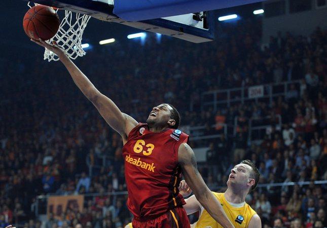 Galatasaray Odeabank gets upper hand in Eurocup semi-final