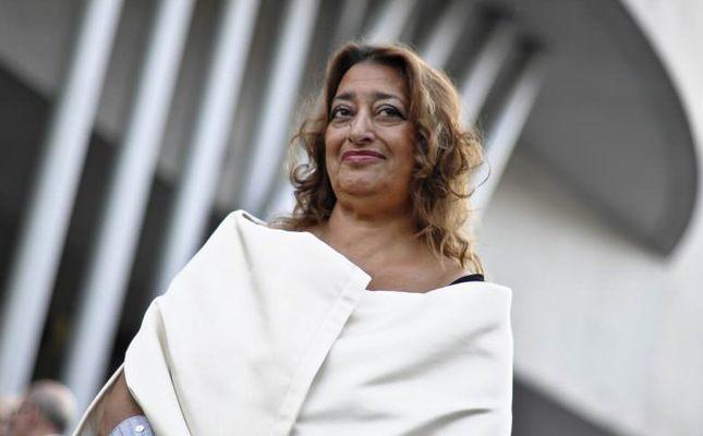 Renowned architect Zaha Hadid has died