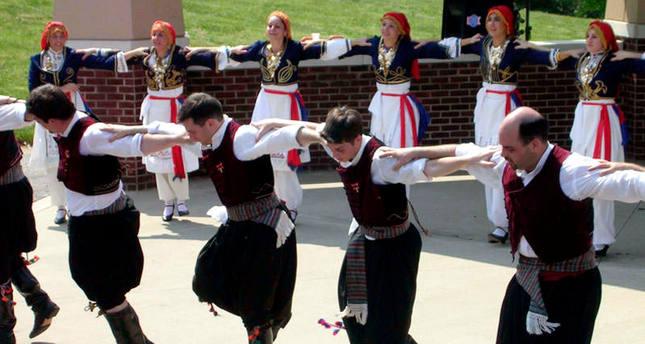 Greek folk dances still heat up Istanbul's dance floors centuries later