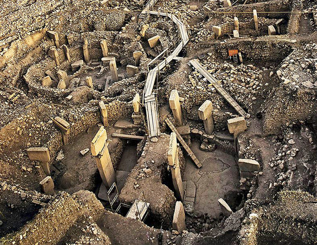 The Göbeklitepe excavations, which were initiated by German Professor Klaus Schmidt, revealed groundbreaking details about human history.