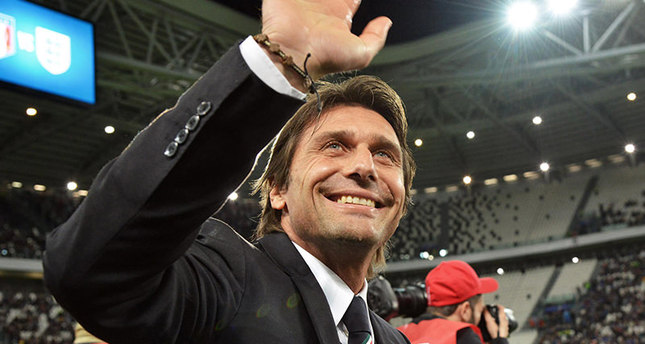 According to reports on 04 April 2016 Antonio Conte will join Chelsea after the European Championships on a 3-year contract. (EPA Photo)