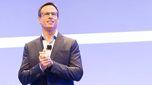 Thomas Saggs, chief operating officer of Disney is resigning. (AP Photo)