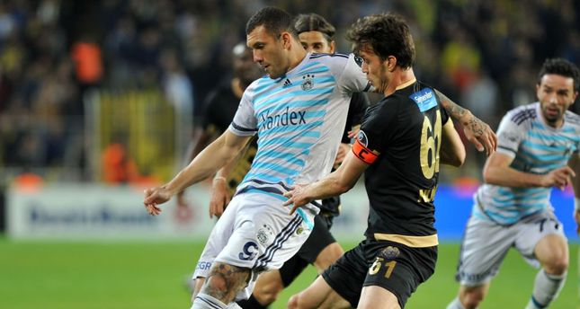 Fener stumbles with Ottomans dampening Yellow Canaries' title bid