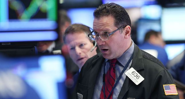 Global stocks outlook tempered again after Q1's wild gyrations