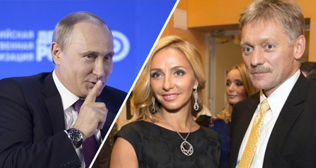 Panama Papers: Putin spokesman's wife 'cashed in from British Virgin Islands'