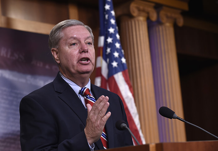Sen. Lindsey Graham (AP Photo)