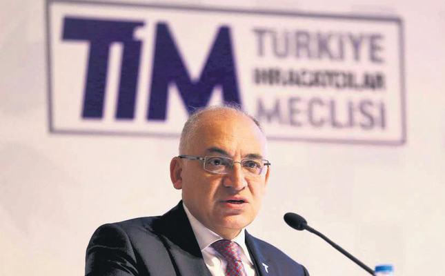 Turkish Exporters Assembly (TİM) Mehmet Büyükekşi