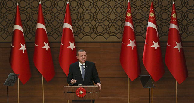 Turkey won't implement migrant deal if EU fails to comply, President Erdoğan says
