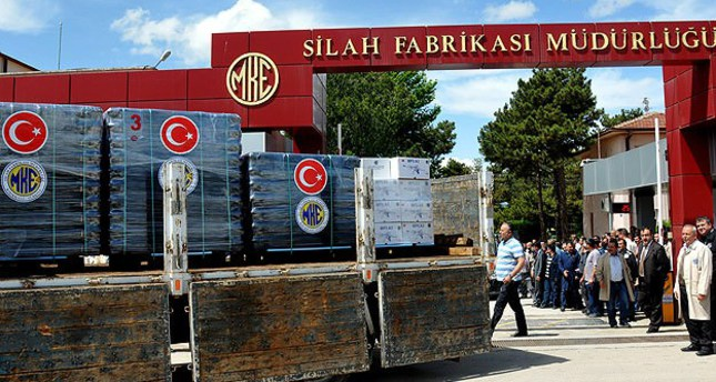 Arms factory manager arrested for attempt to sell Turkish rifle project plans to US based firm