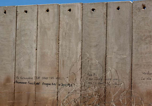 Israel to build new part of controversial wall in occupied West Bank