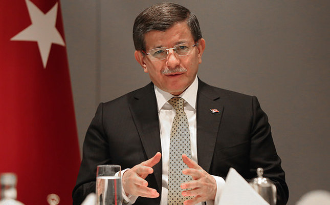PM Davutoğlu: HDP, CHP the same, orchestrated by Gülenists