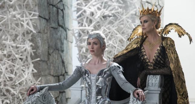 Women lead the way in 'The Huntsman: Winter's War'