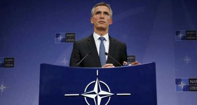 NATO Secretary General Jens Stoltenberg. (REUTERS Photo)