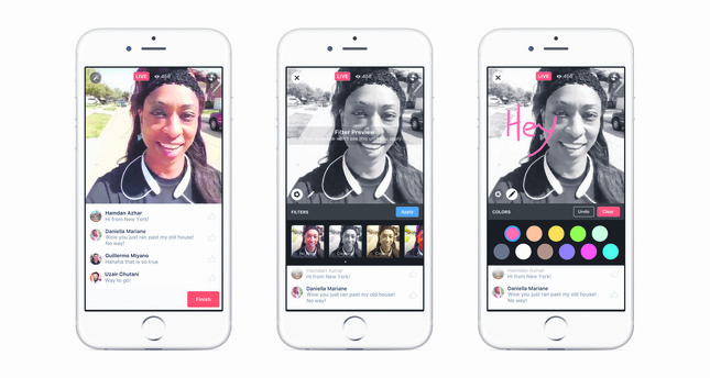 Facebook Live bets big in Turkey With 4.5G