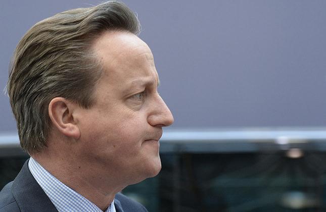 Britain's Prime minister David Cameron AFP Photo