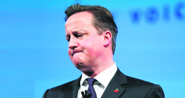 Cameron publishes tax returns under mounting pressure