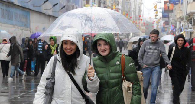 Wet week across Turkey to be followed by a dry-spell