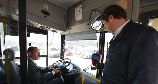 New project promises to reduce job stress among Istanbul's public transport drivers