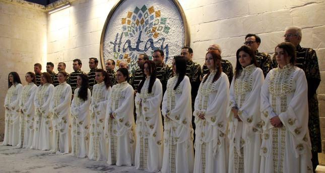 Antakya choir to sing to UN members
