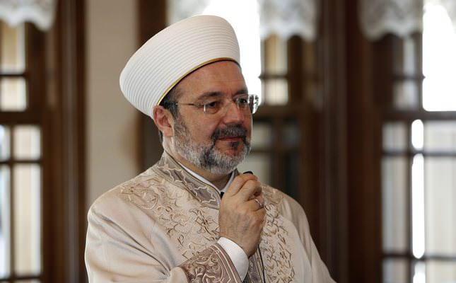 Terror has nothing to do with Islam: Turkey's head of religious affairs