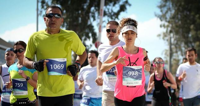 Turkey's clear, blue Bodrum coast beckons runners