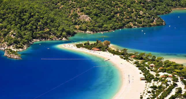 Fethiye's 'peaceful valley' for tranquility, nature and yoga