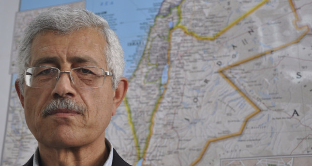 Activist Walid Salem to speak in Istanbul