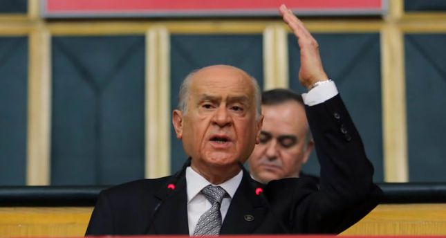 MHP will not be handed over to Gülenists, Chairman Bahçeli asserts