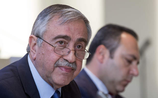 Breakthrough possible on Cyprus reunification, Turkish Cypriot President Akıncı says