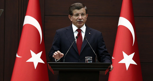 Perpetrators of rocket attack on Kilis will pay for crimes, Turkey will ensure security, PM Davutoğlu says