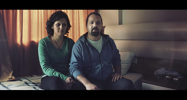 Turkish singer depicts life of Syrian refugee couple in new video