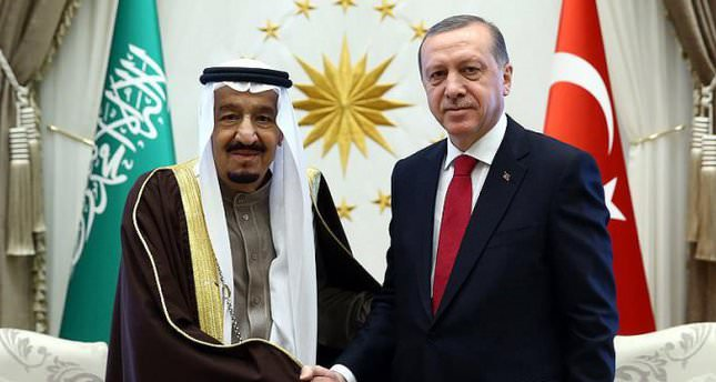 Further strengthened Turkish-Saudi ties a chance to solve regional issues