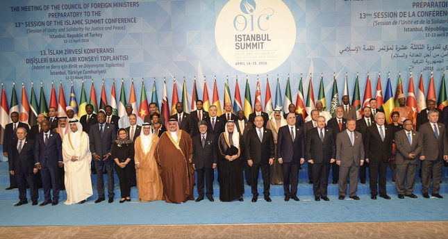 FM Çavuşoğlu urges Islamic world to increase solidarity against terror