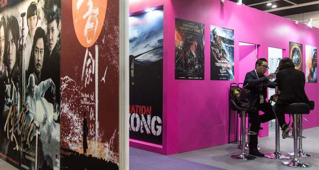 China key to record $38B global movie earnings