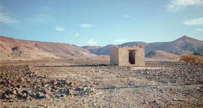 "Akram al-Amoudi ""Desolate Illusions"""