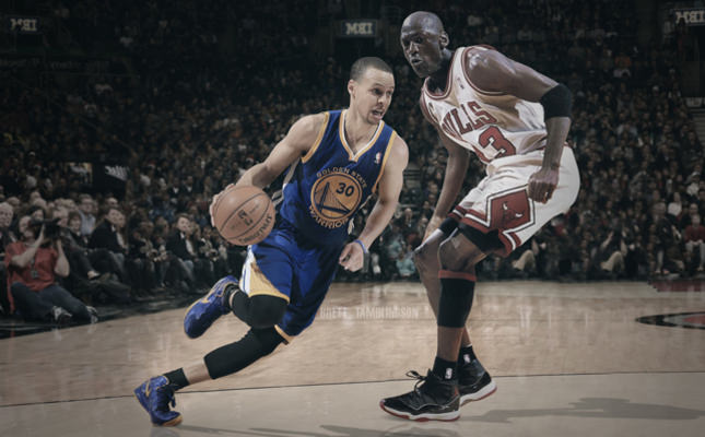 Warriors set NBA record with 73-win season, surpassing Jordan and the Bulls