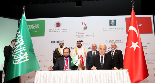 New collaborations were signed at the forum between Turkish and Saudi firms, including an agreement between MÜSİAD and the Mecca Chamber of Commerce as well as mutual investment and collaboration agreements.