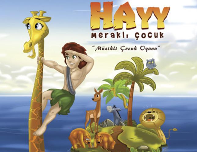 'Hayy the Curious Kid' on Anatolian tour