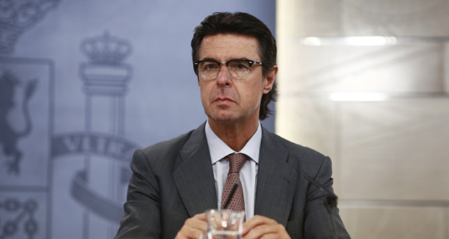 Spain's Industry Minister Jose Manuel Soria resigns after links to offshore firms