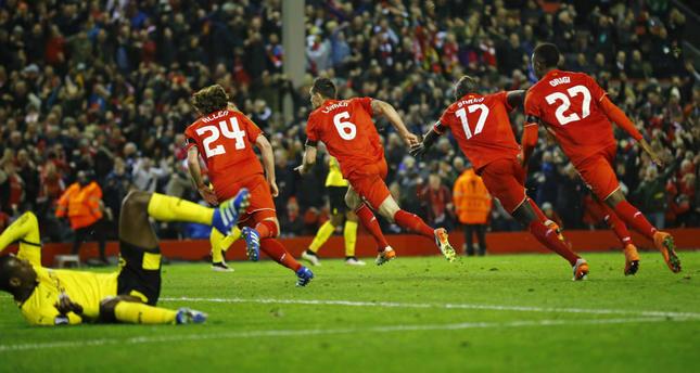 Liverpool evokes spirit of Istanbul '05