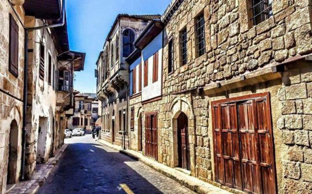 Tarsus, city of legends